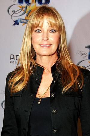 English: Bo Derek attending the