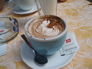 Cappuccino in Florance (2006)