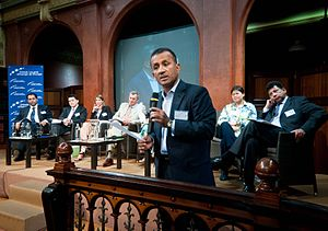 Chandran Nair, Founder and CEO of the Global I...