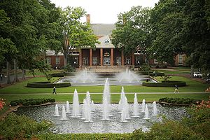 Furman University Library (James B. Duke Libra...