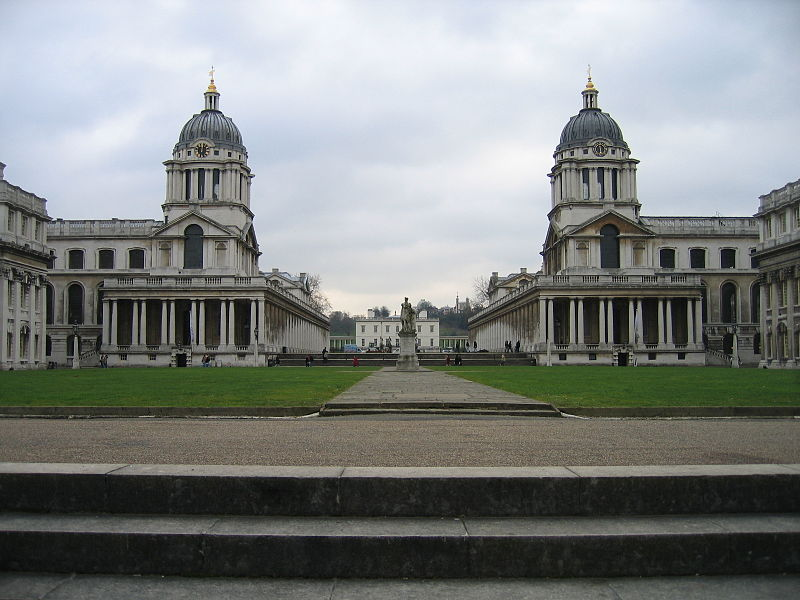 File:Greenwich Hospital from Thames.jpg