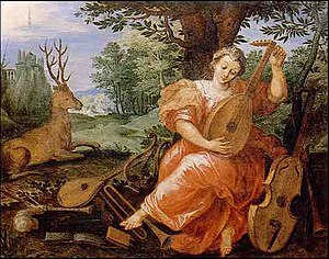 Allegory of Hearing