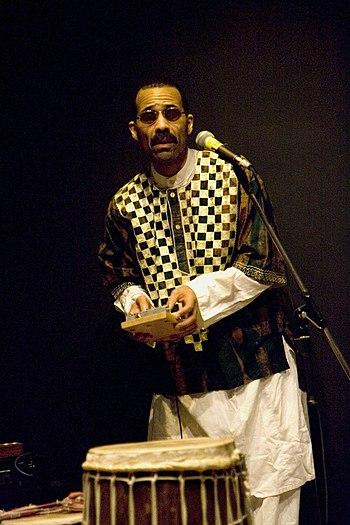 Kahil El'Zabar at Chicago's Ethnic Heritage En...