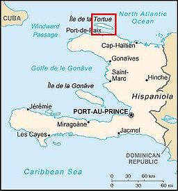 Image result for ile de la tortue map