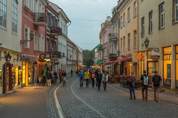 Pilies Street - Wikipedia