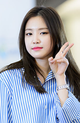 FileSon Na Eun At Duoback Fansigning Event 5 March 2016