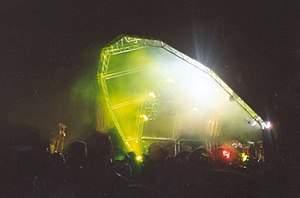 List of music festivals in the United Kingdom