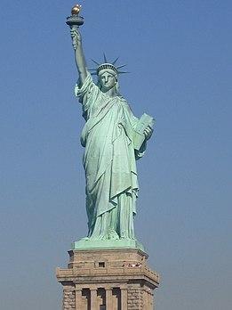 Estátua da Liberdade - Nova Iorque