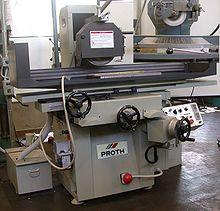 Grinding Machine Wikipedia