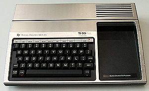 TI-99 4A