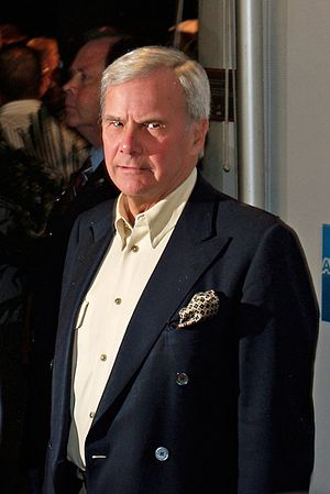 Tom Brokaw at the 2007 Tribeca Film Festival. ...