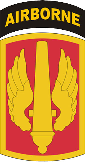 18th Field Artillery Brigade SSI