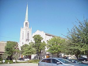 First Presbyterian Church, 709 S Boston, Tulsa...