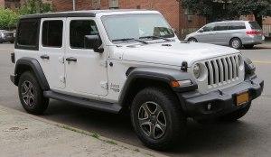 Jeep Wrangler (JL)  Wikipedia