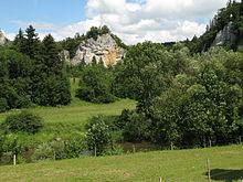 Donautal bei Fridingen