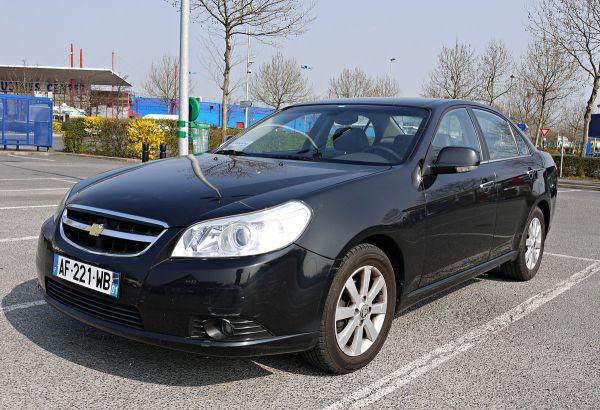 Chevrolet Epica — Вікіпедія