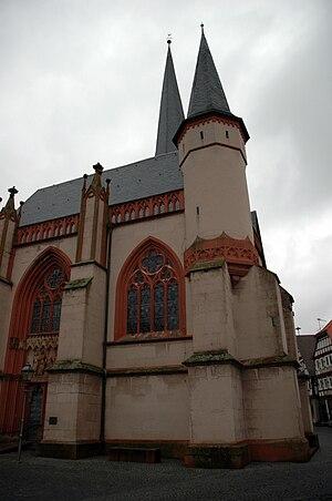Liebfrauenkirche in Schotten