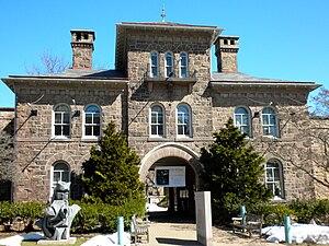 James Michener Museum in Doylestown, Pennsylva...