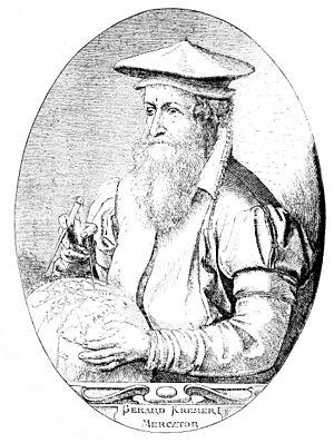 Gerard Kremer Mercator