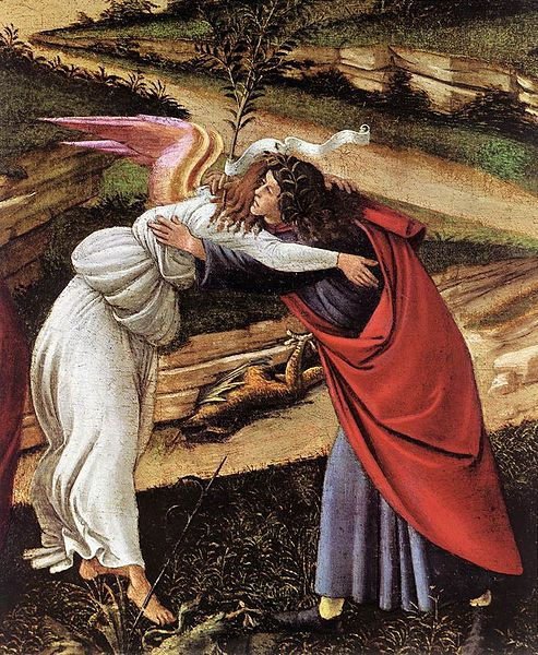 File:Sandro Botticelli - The Mystical Nativity (detail) - WGA2843.jpg