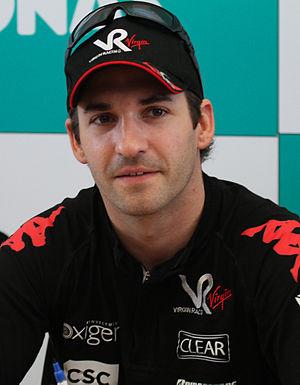 Formula One 2010 Rd.3 Malaysian GP: Timo Glock...