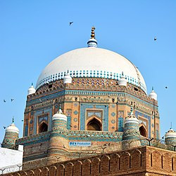 Tomb of Shah Rukn-e-Alam Multan.jpg