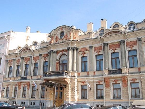 File:Дом Казалета (Тенишевой), Санкт-Петербург 1.jpg ...