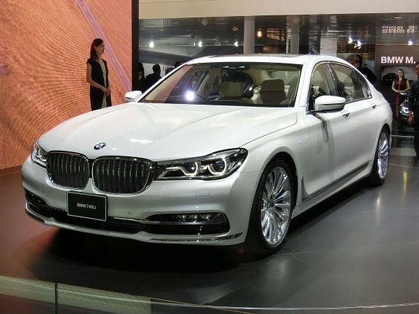 BMW G11/G12 — Вікіпедія