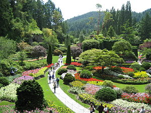 ButchartGardenBCCanada