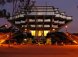 UCSD's Geisel Library. It has been featured in...