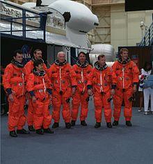 STS95 Wikipedia