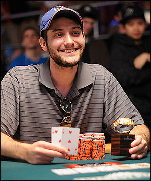 Leo Wolpert, WSOP World Champion Event #29 $10...