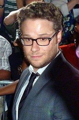 Seth Rogen TIFF 3, 2011