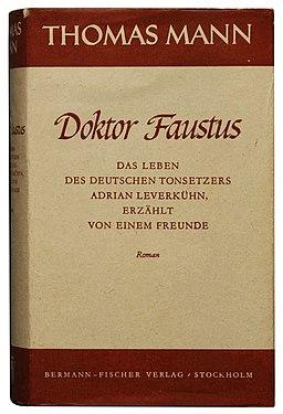 Thomas Mann Doktor Faustus 1947