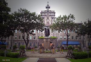 English: University of Santo Tomas (1611)
