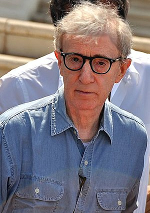 English: Woody Allen at the Cannes film festival