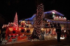 Christmas Card Lane Wikipedia