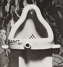 Duchamp's Fountain