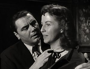 English: Ernest Borgnine & Betsy Blair in Mart...