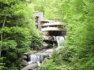 Fallingwater in Pennsylvania
