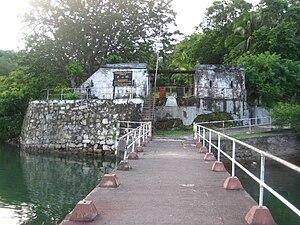 English: San Lucas Island