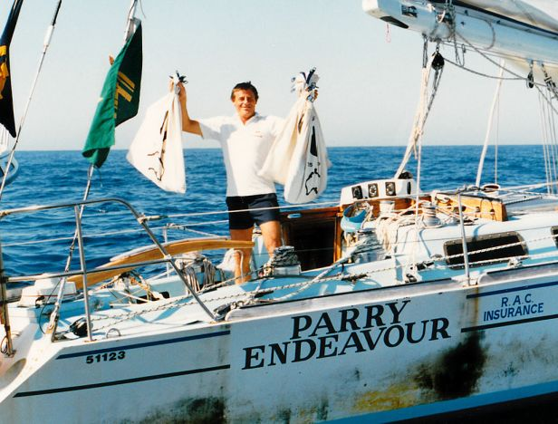Parry Endeavour