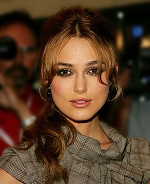 Photo of Keira Knightley at the 2005 Toronto I...