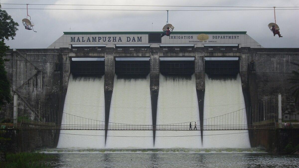 Malampuzha Dam Wikipedia