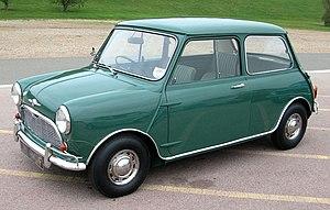 Morris Mini-Minor 1967.