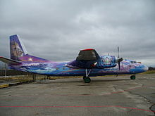 Ан-24 — Вікіпедія