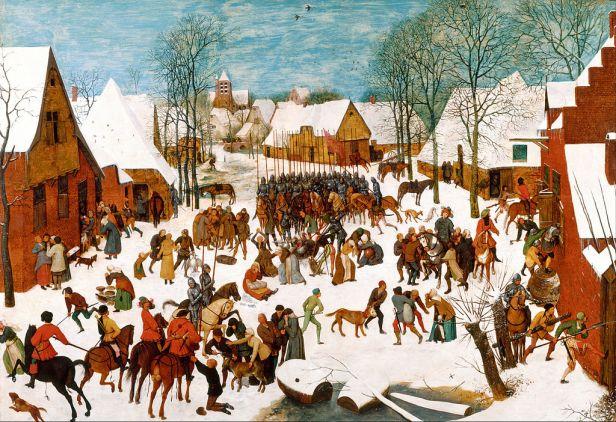 Pieter Bruegel the Elder - Massacre of the Innocents