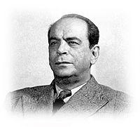 Rómulo Gallegos, pionero del Realismo mágico y autor de la célebre novela Doña Bárbara.