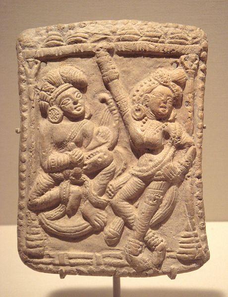 File:Royal family Sunga West Bengal 1st century BCE.jpg