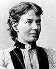 Sofja Kowalewskaja um 1880